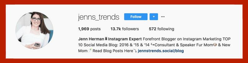 How to Write Instagram Bios to Make an Impression (2017)